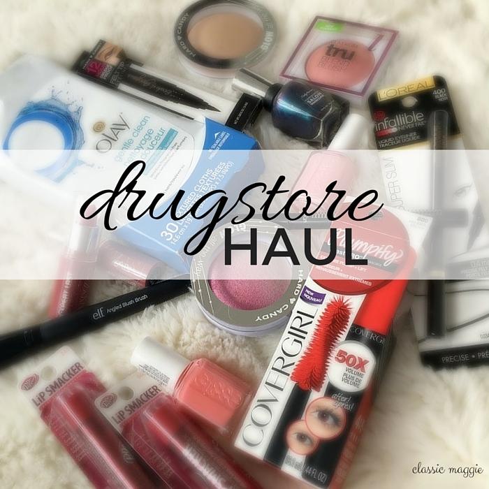 Drugstore Haul