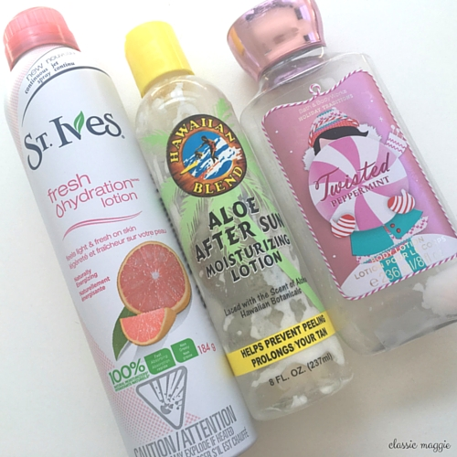 St. Ives Fresh Hydration Lotion